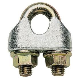 Зажимы канатные грузоподъемные DIN 1142 от Стартком