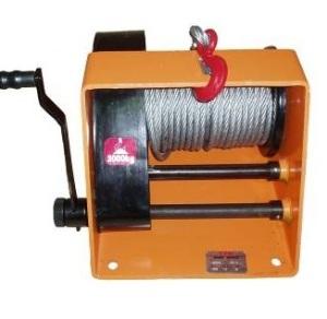 Купить лебедка ручная шестеренная GR-2000 по цене 44700 руб.