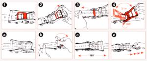 Как пользоваться стяжным ремнем